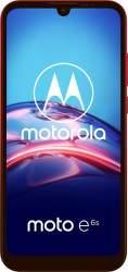 Motorola Moto E6s Plus 64 GB červený