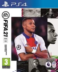 FIFA 21 Champions Edition - PS4 hra