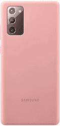 Samsung silikónové puzdro pre Samsung Galaxy Note 20, hnedá