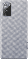 Samsung Kvadrat puzdro pre Samsung Galaxy Note 20, sivá