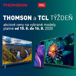 Thomson a TCL týždeň