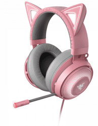 Razer Kraken Kitty - Quartz ružový
