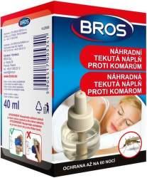 BROS náhr. tekutá náplň proti komárom