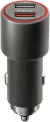 Forever Core 2 x USB 30 W 5,4 A čierna