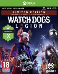 Watch Dogs Legion Limited Edition - Xbox One/Series hra