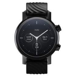 Motorola Moto 360 3.generácie smart hodinky 42 mm čierna