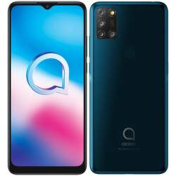 Alcatel 3X 2020 64 GB zelený