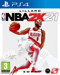 NBA 2K21 - PS4 hra