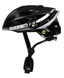Safe-Tec TYR 3 M Smart helma čierna