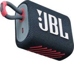 JBL Go 3 modro-ružový