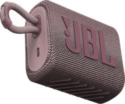 JBL Go 3 ružový