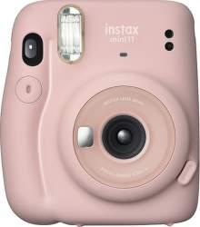 Fujifilm Instax Mini 11 ružová + film