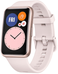 Huawei Watch Fit ružové