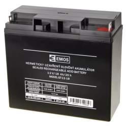 EMOS B9655 12V 18Ah