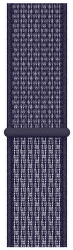 Apple Watch 44 mm Nike športový prevliekací remienok Purple Pulse