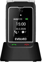 Evolveo EasyPhone FG čierny