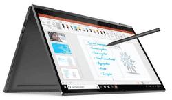 Lenovo Yoga C640-13IML 81UE0051CK sivý