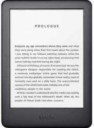 Amazon Kindle Touch 2020 s reklamou čierna