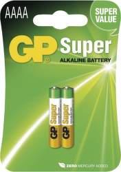 GP 25A 1,5V AAAA/2, B1306