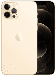 Apple iPhone 12 Pro 256 GB Gold zlatý