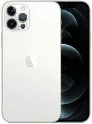 Apple iPhone 12 Pro 128 GB Silver strieborný