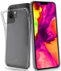 SBS Skinny ochranné puzdro pre Apple iPhone 12 a 12 Pro transparentná