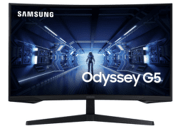 Samsung Odyssey G5 LC32G55TQWUXEN čierny