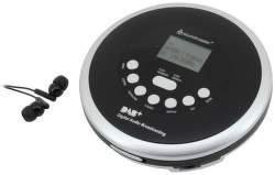 Soundmaster CD9290SW čierno-strieborný