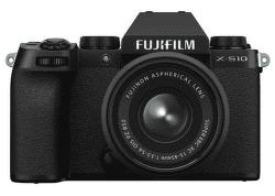 Fujifilm X-S10 + XC 15-45 mm f/3.5-5.6 OIS PZ
