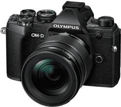 Olympus E-M5 Mark III 12-45mm Kit čierna