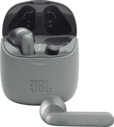 JBL Tune 225TWS sivé