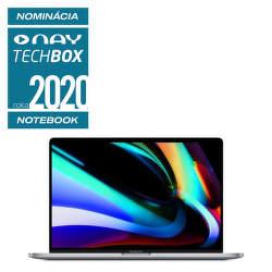 Apple MacBook Pro 16 Touch Bar MVVJ2SL/A vesmírne sivý