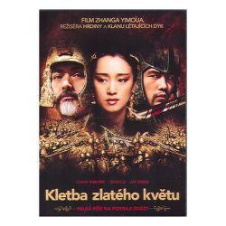 DVD F - KLIATBA ZLATÉHO KVETU