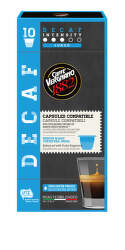 Vergnano Decaf 10ks/Nespresso®