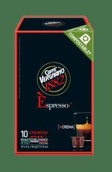 Vergnano Cremoso Eco 10ks/Nespresso®