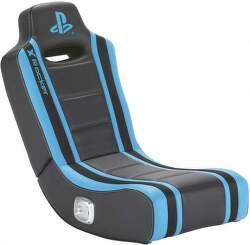 X Rocker - PlayStation Audio Geist čierno-modré