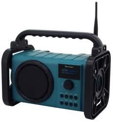 Soundmaster DAB80 modro-čierne