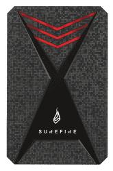 SureFire Gaming Bunker SSD USB 3.2 Gen 1 1TB Black