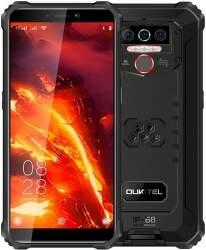 Oukitel WP5 Pro čierny