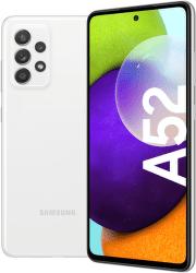 Samsung Galaxy A52 128 GB biela