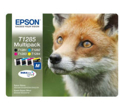 EPSON T1285 M color (líška) - atrament
