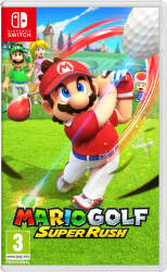 Mario Golf: Super Rush - Nintendo Switch hra