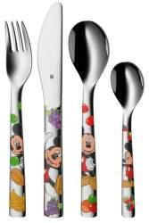 WMF 12.8295.6040 Disney Mickey Mouse 4ks detský príbor