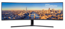 Samsung C49J89 (LC49J890DKRXEN) čierny