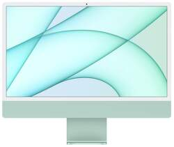 "Apple iMac 24"" (2021) 4,5K Retina M1 / 8-jadrové GPU / 8 GB / 256 GB MGPH3SL/A zelený"