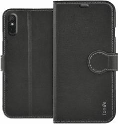 Fonex Book puzdro pre Xiaomi Redmi 9A/9AT čierne
