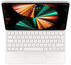 """Apple Magic Keyboard SK pre iPad Pro 12.9"""" 2021 MJQL3SL/A biela"""