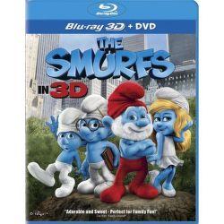 Šmolkovia - 3D blu-ray film