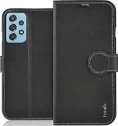Fonex knižkové puzdro pre Samsung Galaxy A52 5G čierna