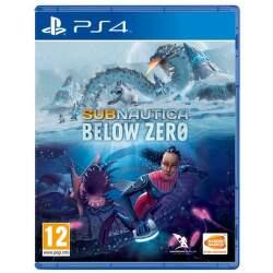 Subnautica: Below Zero - PS4 Hra